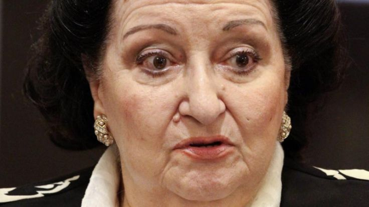 Opern-Diva Caballé bestreitet Steuerbetrug (Foto)