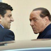 Berlusconi tritt Sozialdienst bei Alzheimer-Kranken an (Foto)