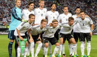 DFB-Auswahl spielt 2015 inFrankfurt, Leipzig und Hannover (Foto)