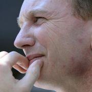Teamchef Horner macht sich keine Sorgen um Vettel (Foto)