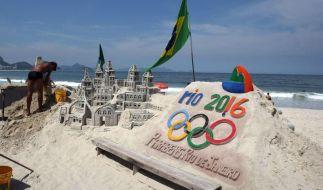 IOC weist Berichte über Plan B für Olympia 2016 in Rio zurück (Foto)