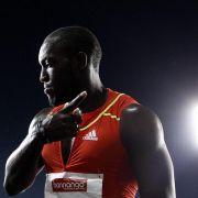 Jamaikas Sprinter und Hochspringer Uchow in Doha stark (Foto)