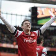 Koscielny unterschrieb neuen Vertrag bei Arsenal (Foto)