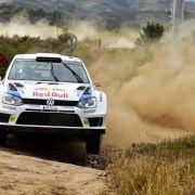 Doppelführung für VW bei Rallye Argentinien (Foto)