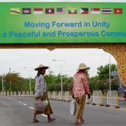 Myanmar richtet erstmals Asean-Gipfel aus (Foto)