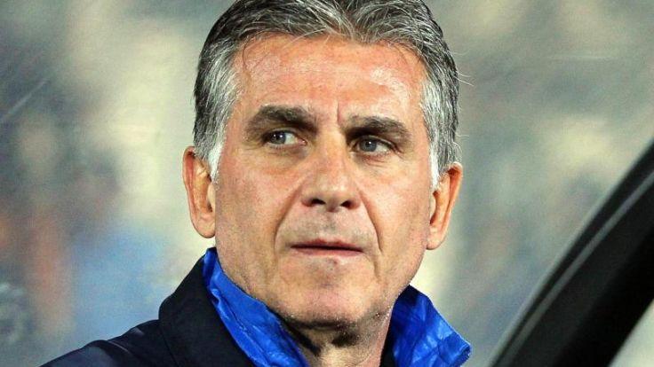 Irans Coach Queiroz: Änderungen bei Aufgebot möglich (Foto)