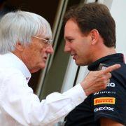 Horner: Formel 1 braucht Ecclestone (Foto)
