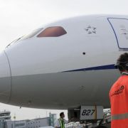 Riss in Scheibe: «Dreamliner» fliegt nach Frankfurt zurück (Foto)