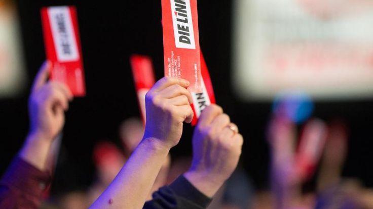 Linke will bei Nein zu Auslandseinsätzen bleiben (Foto)