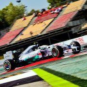Rosberg Schnellster vor der Qualifikaton - Vettel Zehnter (Foto)