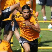 Khedira soll Comeback in Spaniens Liga feiern (Foto)