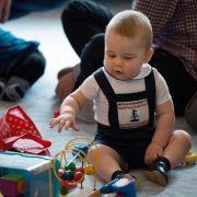 Prinz George soll einmal das Tauchen lernen (Foto)