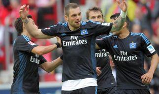 HSV in der Relegation - «Club» und Braunschweig steigen ab (Foto)