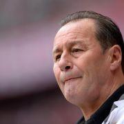 Stevens hört als Coach beim VfB auf - Keine Kraft mehr (Foto)