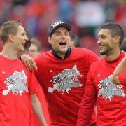 Mainz-Manager Heidel: Trainer Tuchel will zurücktreten (Foto)