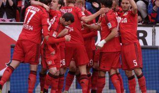 Bayer erreicht CL-Qualifikation: 2:1 gegen Bremen (Foto)