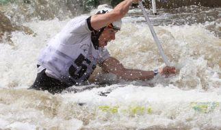 Slalom-Kanute Tasiadis sichert sich EM- und WM-Tickets (Foto)