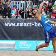 Beach-Duo Koreng/Dittelbach verpasst Finale in Mexiko (Foto)
