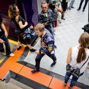Vettel nach Getriebewechsel auf Platz 15 strafversetzt (Foto)