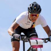 Spitz feiert 16. Meistertitel auf dem Mountainbike (Foto)