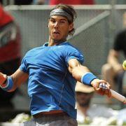 Nadal im Finale von Madrid gegen Nishikori (Foto)