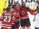 Kanada holt ersten WM-Sieg - Schweiz verliert erneut (Foto)
