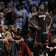 Erste Pleite für Heat in NBA-Playoffs - Spurs souverän (Foto)