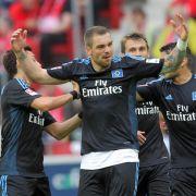 Lasogga-Comeback macht HSV Mut für die Relegation (Foto)