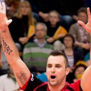 Grozer gewinnt mit Belgorod Volleyball-Club-WM (Foto)