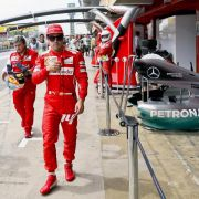 Ferrari erinnert an ersten Schumacher-Sieg (Foto)