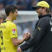 Sprüche vom 34. Spieltag der Fußball-Bundesliga (Foto)