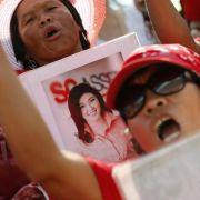 Anspannung in Thailand:Verfeindete Lager planen neue Proteste (Foto)