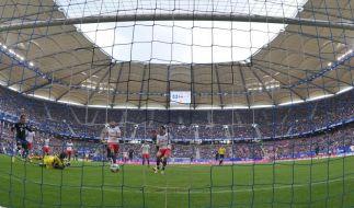 Stress für HSV-Stadioncrew: Länderspiel und Relegation (Foto)