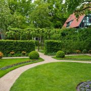 Max Liebermanns Garten originalgetreu wiederhergestellt (Foto)