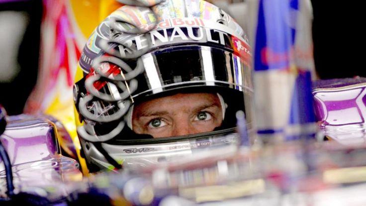 Die Pannen und Probleme von Titelverteidiger Vettel (Foto)