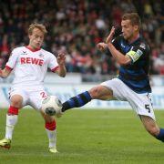 Köln verabschiedet sich mit0:2 aus der 2. Liga (Foto)