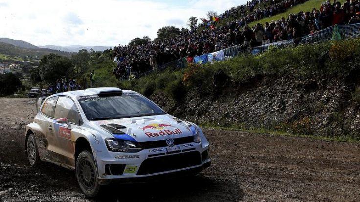 Volkswagen dominiert weiter die Rallye-WM (Foto)