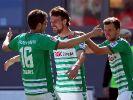 Fürth in der Relegation gegen den HSV (Foto)