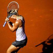 Scharapowa gewinnt erstmals Turnier in Madrid (Foto)