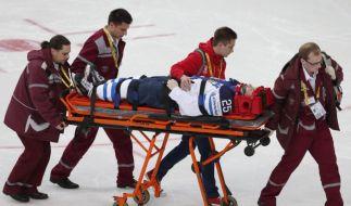 Finnland mit zweiter Niederlage - Russen souverän (Foto)