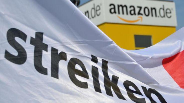 Verdi erneuert Kampfansage gegen Amazon (Foto)