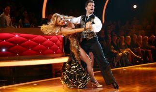 Hat gegen ihren «Let's Dance»-Vertrag verstoßen: Carmen Geiss. (Foto)