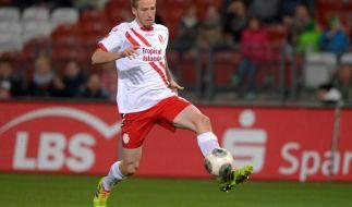Greuther Fürth holt Stürmer Stiepermann aus Cottbus (Foto)