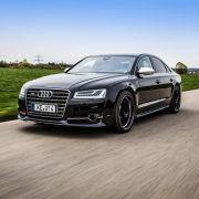 Sportlich, stark, stylish: Sondermodelle und ein getunter Audi (Foto)