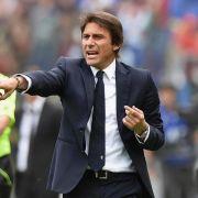 Juve mit «historischem» Rekord - Conte trübt Stimmung (Foto)
