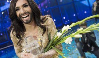 Conchita Wurst: Von der deutschen Jury gab es keine Punkte! (Foto)