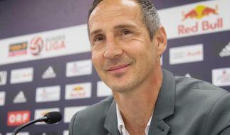 Hütter Schmidt-Nachfolger bei Red Bull Salzburg (Foto)