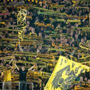 Borussia Dortmund mit neuem Zuschauerrekord (Foto)