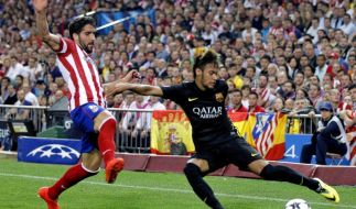 Barça gegen Atlético: Ein echtes Titelfinale (Foto)