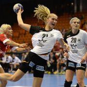 Frauen ohne Torjägerin Nadgornaja in EM-Qualifikation (Foto)